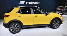 Kia punta su Stonic, il Suv compatto dal look alternativo. A Francoforte anche Niro plug-in e Picanto X-Line