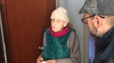 Napoli, gara di solidarietà per nonna Clara: «Grazie per tutto il vostro affetto»