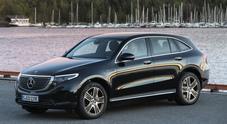 Mercedes EQC, la Stella elettrica tutta comfort e prestazioni