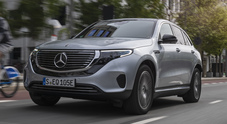 EQC segna la nuova strada green di Mercedes. Il meglio della tecnologia della Stella