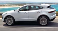 Jaguar E-Pace, a Francoforte il debutto del piccolo giaguaro sportivo e tecnologico