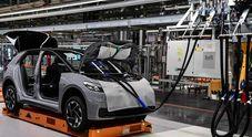 Germania, produzione auto ai minimi da 23 anni