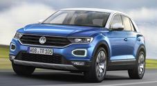 T-Roc all'assalto. Volkswagen entra tra i Suv compatti ed alza l'asticella molto in alto