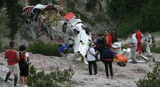 Tragedia del Falco, elicottero caduto il 22 agosto 2009