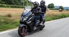 Suzuki, ecco il nuovo Burgman 400: crescono comfort e prestazioni