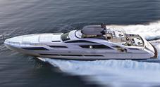 Pershing 140, varata la nuova ammiraglia. Destinazione Hong Kong per il primo super yacht