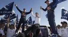 Peugeot e Ktm dominano la Dakar, per Peterhansel è il 13° trionfo