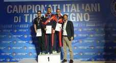 Il napoletano Dario Di Martino si conferma campione italiano nel tiro a segno