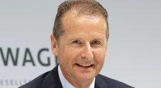 Volkswagen, Diess alla guida del gruppo: «Nessuna rivoluzione, siamo sulla buona strada»