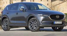 Mazda-CX 5. Design, comfort e aerodinamica: un Suv d'autore