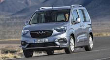 Opel Combo Life, un multispazio molto comodo con soluzioni tecnologiche all'avanguardia
