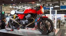 Moto Guzzi torna alle gare con Trofeo Fast Endurance 2019. L'annuncio al Motor Bike Expo
