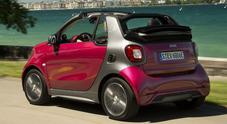 Elettrica e cabriolet, l'ecologia ora è Smart. La variante a batterie disponibile su tutta la gamma