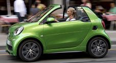 Smart Electric Drive, autonomia e misure perfette per la città
