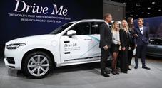 Drive Me, l'illuminismo di Volvo nella sperimentazione della guida autonoma