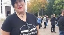 L'attivista della maglietta di Auschwitzland indagata a Forlì