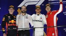 F1, i momenti salienti del GP di Singapore