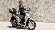 SH, l'icona del brand si rinnova: Honda guarda al futuro con i piccoli della famiglia