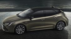 Toyota, passerella a Ginevra per la nuova Auris. Avrà motore elettrico accoppiato a un 2.0 a benzina