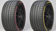 Pirelli pensa anche al look, ecco i nuovi PZero e Winter Sottozero colorati
