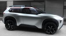 Nissan, a Detroit svelato il concept Xmotion. Suv compatto a 6 posti che anticipa il design del futuro