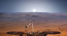 Marte, terremoto rilevato da sonda Insight Nasa: è la prima volta, ecco cosa significa
