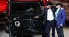 "Classe G, debutto a Detroit per la ""regina dell'off-road"": Mercedes alza l'asticella"