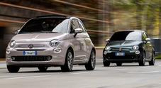 Fiat 500, ecco Rockstar & Star: le nuove versioni speciali dedicate a uomini e donne