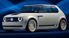 Honda Urban EV concept, l'elettrica compatta in Europa di serie nel 2019