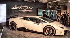 Lamborghini Huracan Performante, debutto americano per la versione estrema