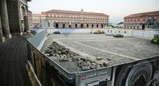 Grate della linea 6 al Plebiscito: il ministero blocca i lavori del metrò