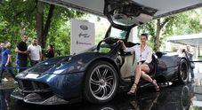 Parco Valentino, 40 brand e 1.000 supercar a Torino dal 6 al 10 a giugno. Attesi 700mila visitatori