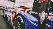 Michelin, performance e sicurezza. A Le Mans la casa francese ha una tradizione senza rivali