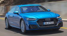 Audi, la tecnologia mild-hybrid importante per abbattere le emissioni nocive e le prestazioni