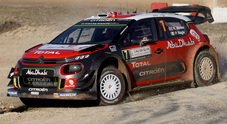 WRC, Citroen ottiene un passo indietro da Meeke: in Polonia correrà ancora Mikkelsen