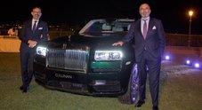 Rolls-Royce, moda e motori a Villa Miani: la notte romana è glam