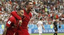 Iran-Portogallo 0-1 La Diretta Vantaggio di Quaresma, Cristiano Ronaldo sbaglia un calcio rigore