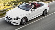Mercedes Classe S Cabrio, l'ammiraglia con la capote: comfort e prestazioni ai massimi livelli