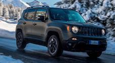 Jeep, ecco Renegade MY 2018 con infotainment più completo, nuova consolle e ancora più personalizzazioni
