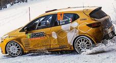 WRC, a Montecarlo vittoria italiana su Renault Clio R3T nel WRC3