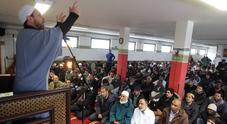 Moschea blindata dopo l'attacco ai musulmani in Nuova Zelanda
