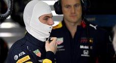 Verstappen polemico con Vettel: «Superato nel giro di lancio, me lo ricorderò»