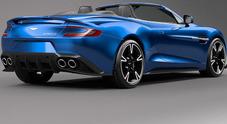 """Aston Martin Vanquish S Volante, la sportiva inglese """"perde la testa"""" ma non il fascino"""