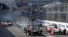 La Formula E ha il mix vincente, tecnologia del futuro nel cuore delle città
