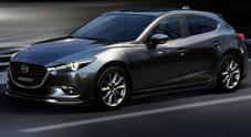 Mazda3 debutta in Giappone con l'inedito G-Vectoring Control e design rivisto