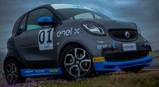 Biposto da corsa, per la Smart elettrica un trofeo italiano. Arriva l'EQ-Fortwo E-Cup