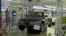 Alfa Romeo, da maggio a Cassino saranno prodotte 100 Giulia e Stelvio in più al giorno