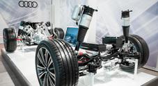 Audi, sfida a batterie: Ingostadt quadruplica la tensione