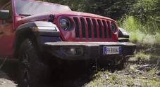 Jeep Wrangler, ecco la versione Rubicon
