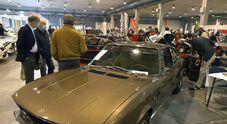 Salone auto e moto d'epoca a Padova, chiusura in positivo Il Covid-19 non ha fermato la kermesse, tanti visitatori